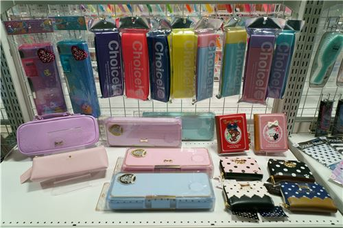 Lovely pencil cases!