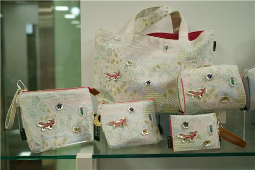 Cutebags and wallets