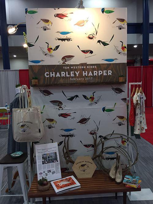 Charley Harper designs for Birch